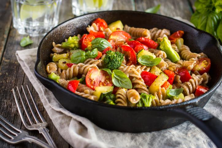 verduras cocidas
