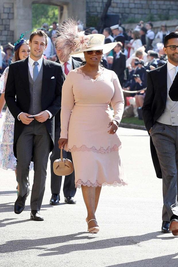 invitados boda real Meghan Markle y Príncipe Harry
