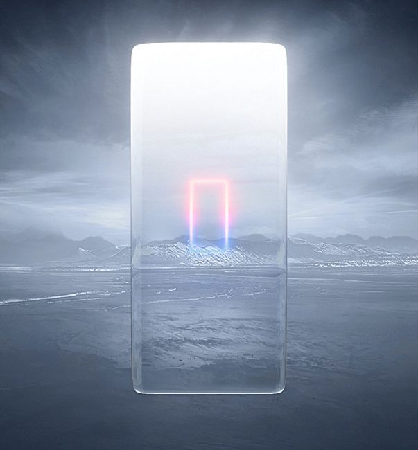 Oppo Find X con Android