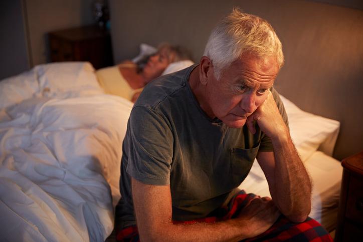 El sueño y la salud en los ancianos