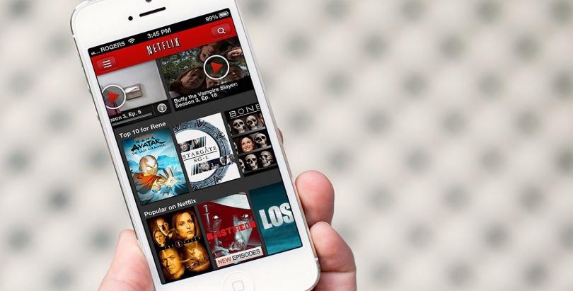Netflix para iOS