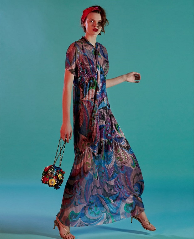 179fef702 ... rebajas de Zara vestidos verano 2018