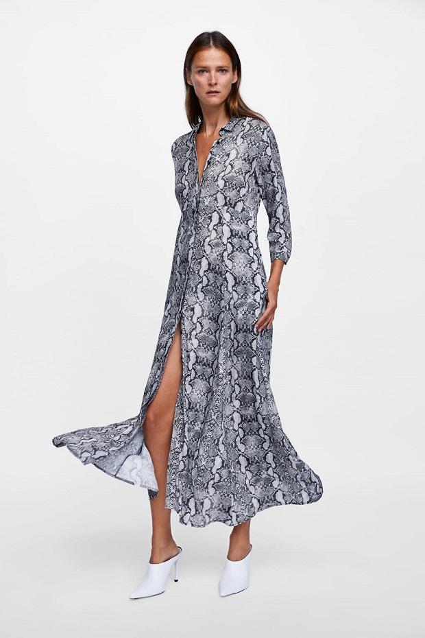 compre los más vendidos diseño superior linda 10 vestidos de serpiente en Zara: compras – pagina de inicio