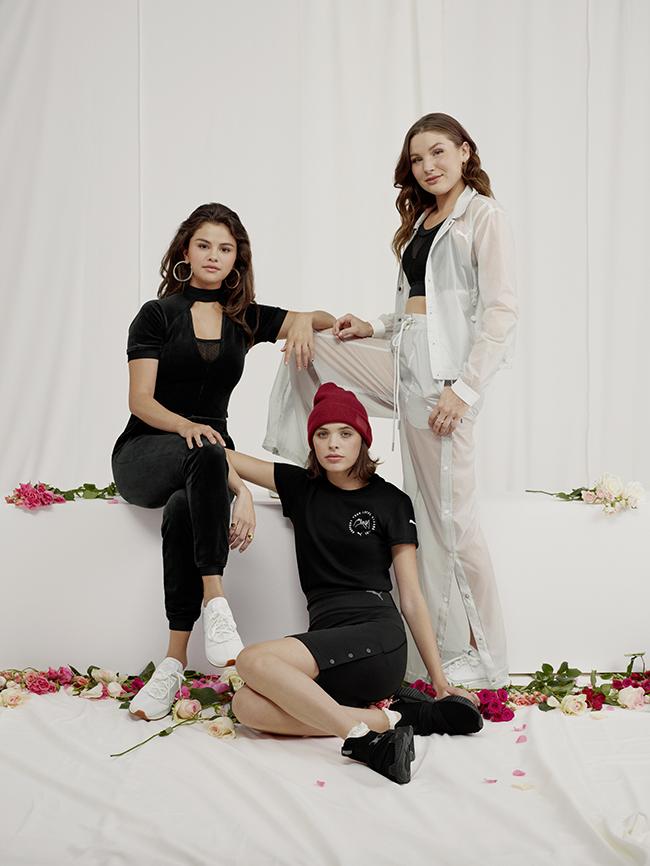 SG x Puma Selena Gomez