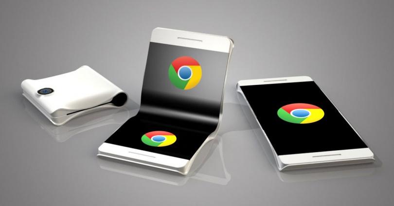 Chrome plegable