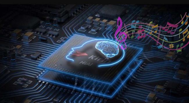 Huawei IA musica