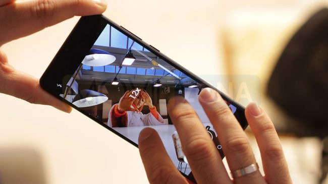 Huawei P30 cámara opciones