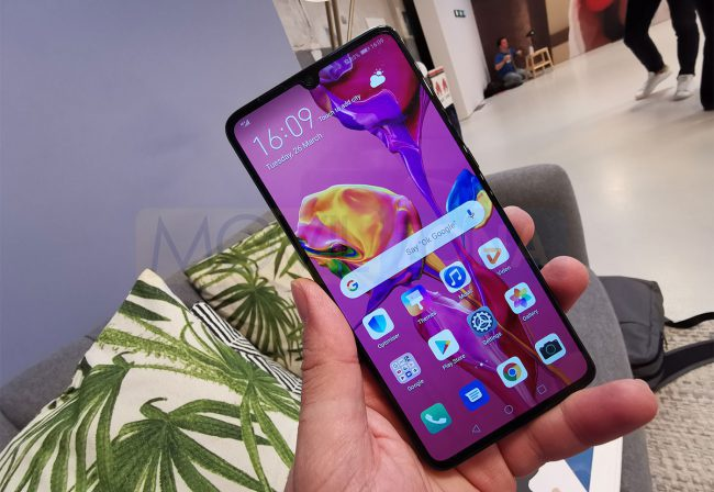 Huawei P30 Android