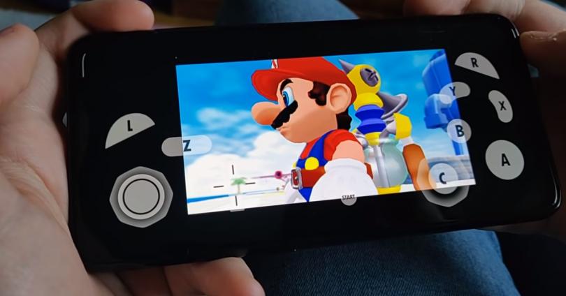 Mi 9 Mario 64