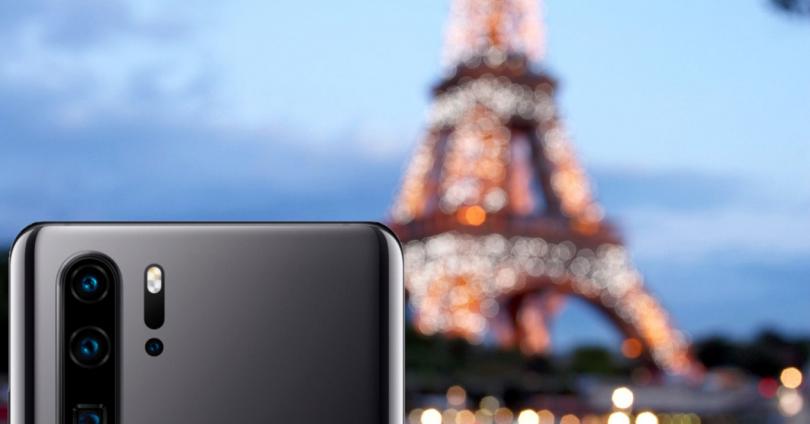 Huawei P30 Paris
