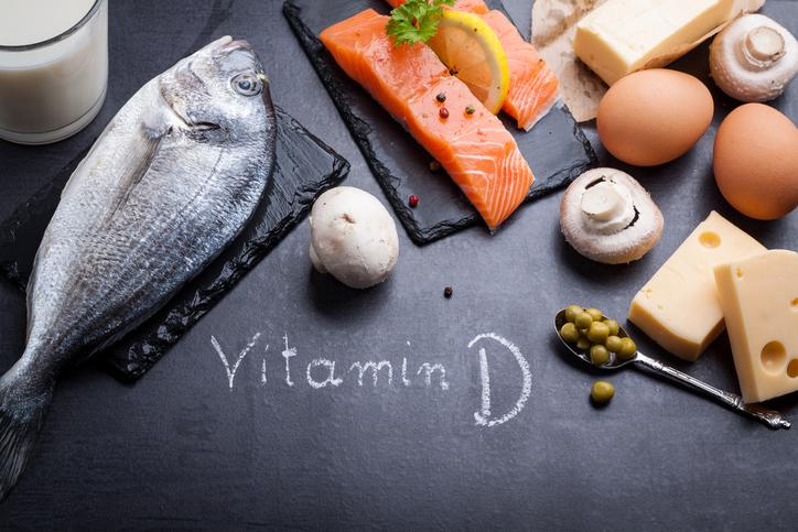 Principales alimentos ricos en vitamina D