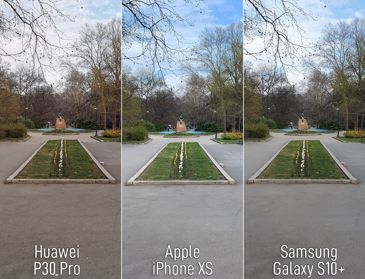 Comparativa fotos p30