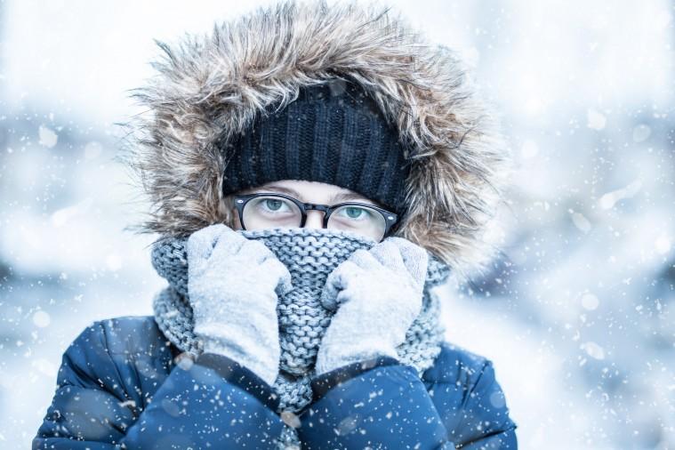 Efectos del frío sobre la salud