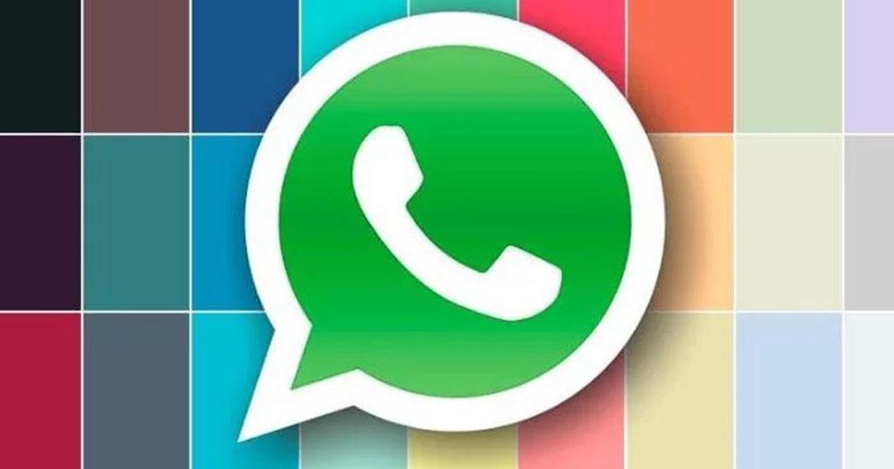 colores whatsapp
