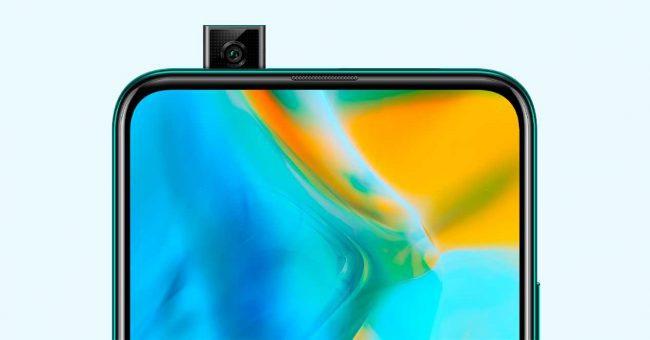 Características del Huawei Y9 Prime de 2019