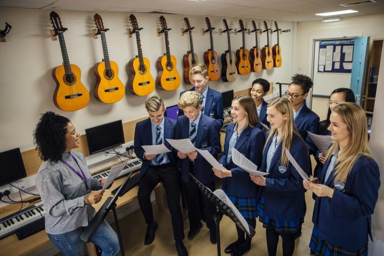 Beneficios de cantar en un coro