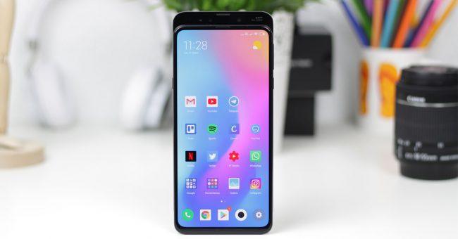 Imagen del Xiaomi Mi Mix 3