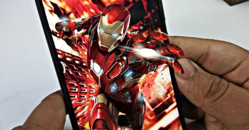 Haz que tu m vil cobre vida con estos fondos de pantalla - Fondos de pantalla de iron man en 3d ...