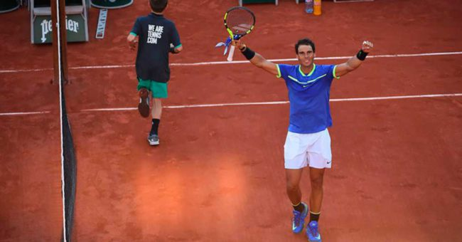 Final Roland Garros 2017