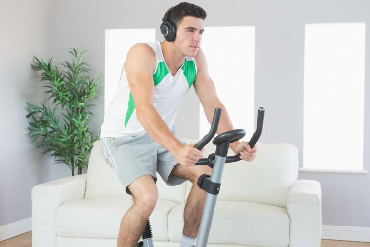 Consejos para aprovechar al bicicleta estática