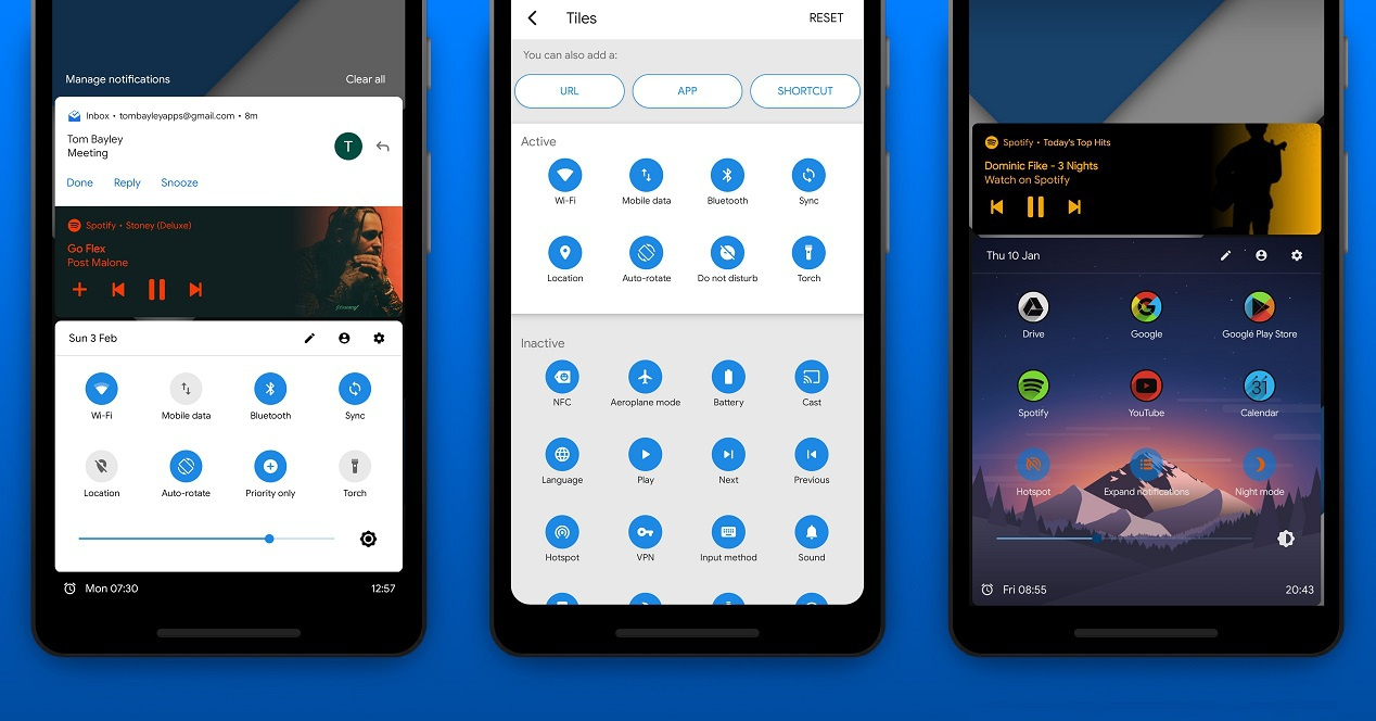 App Android Barra