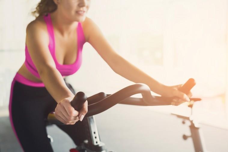 Saca el máximo partido a tu bicicleta estática