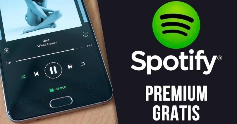 spotify premium gratis con movil