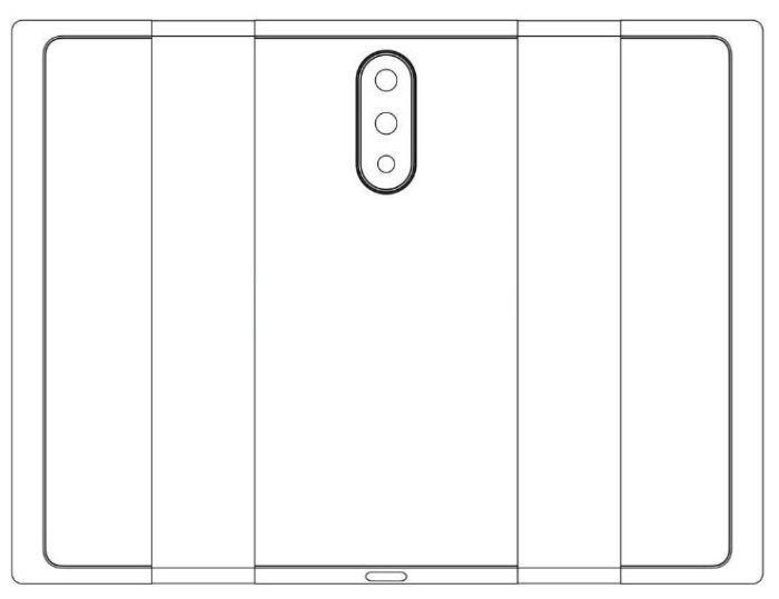 Xiaomi plegable 01