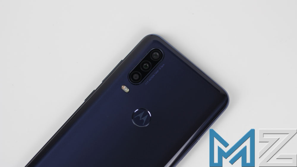 Cámara del Motorola One Action
