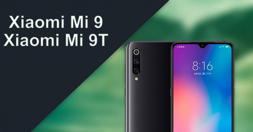 Frontal y trasera del Xiaomi Mi 9