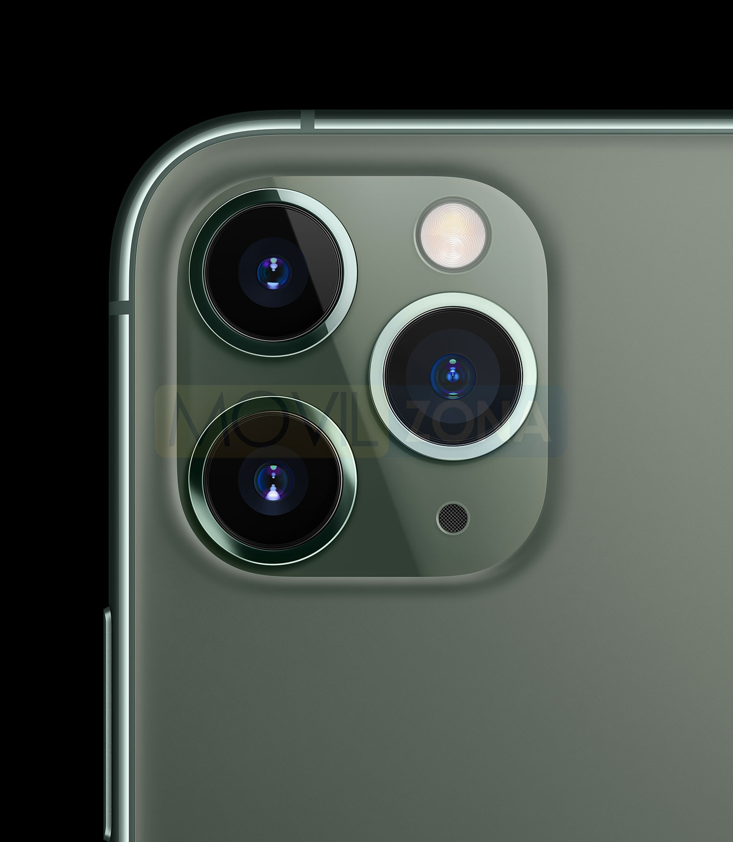 Apple iPhone 11 Pro Max triple cámara