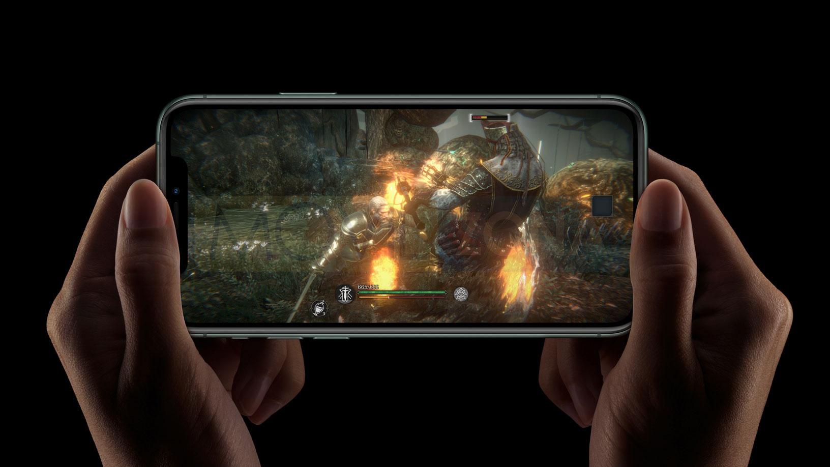 Apple iPhone 11 Pro Max juegos