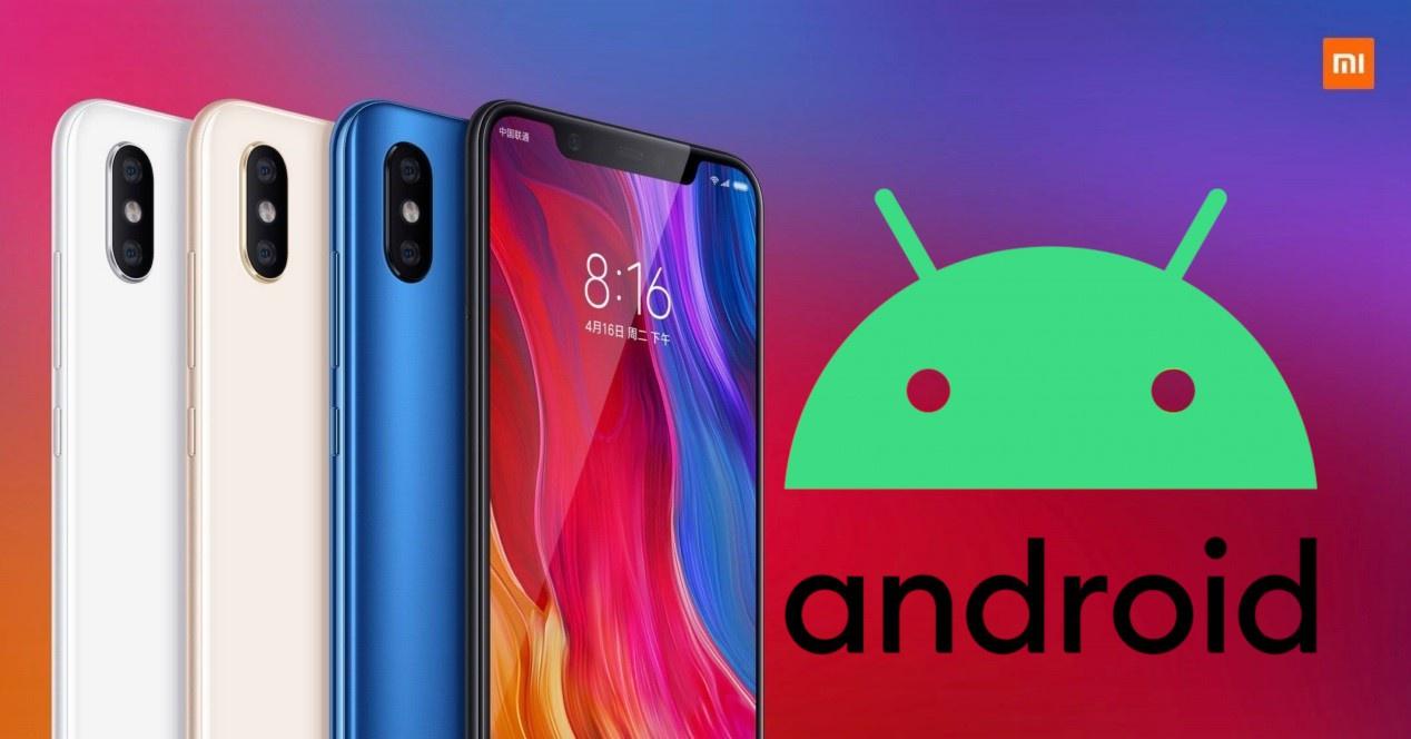 Mi 8 Android 10