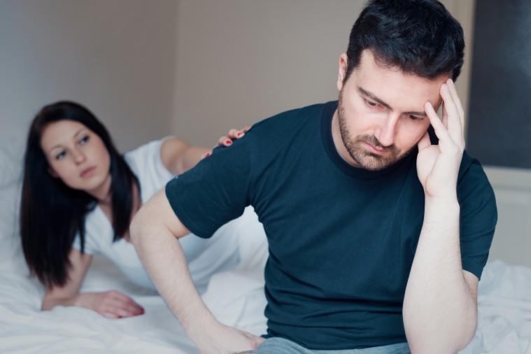 Disfunción eréctil: Síntomas y tratamientos