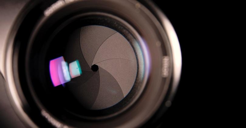lente apertura