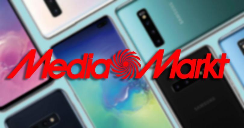 Samsung Galaxy S10 Plus media markt