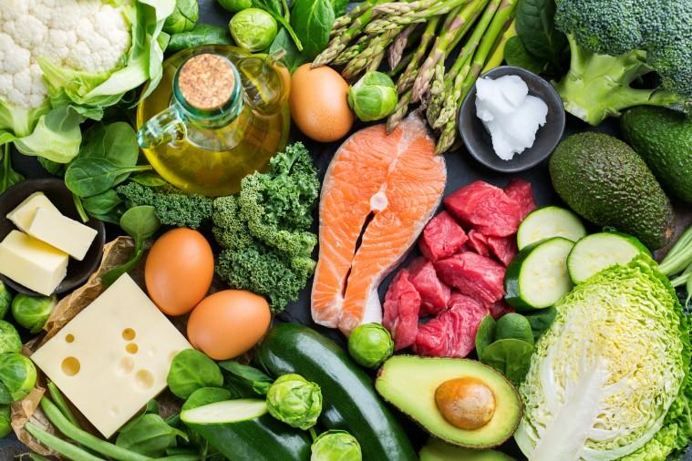 Top10 de alimentos para una cesta de la compra saludable