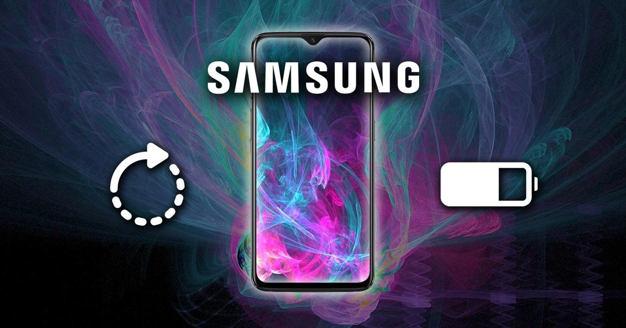 Portada invertir colores moviles Samsung