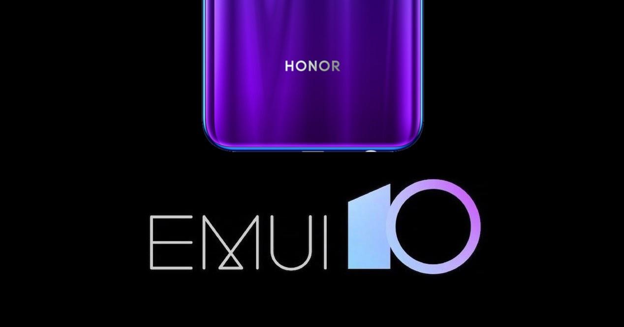 emui 10 Honor