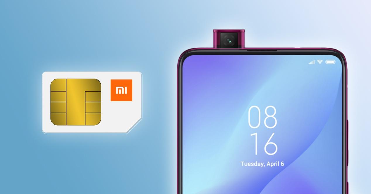 Tarjeta SUPER SIM Xiaomi
