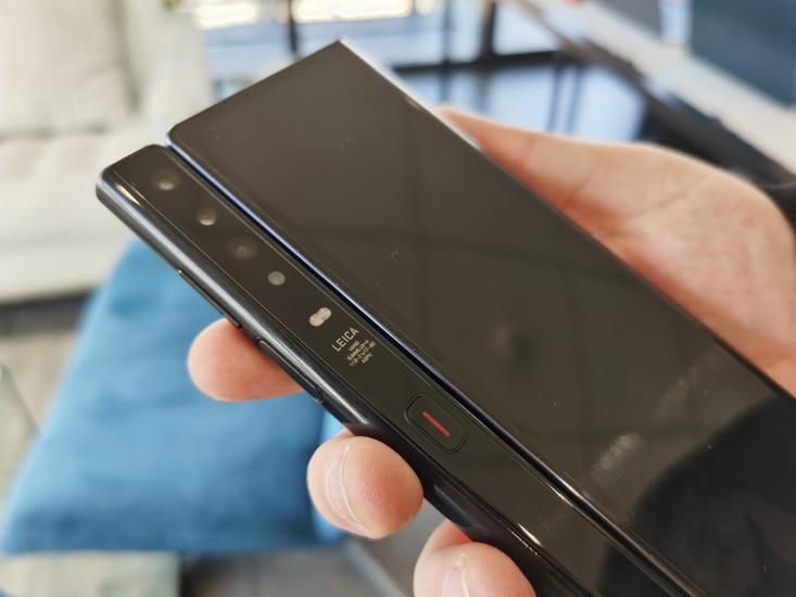 Huawei cámaras detalle