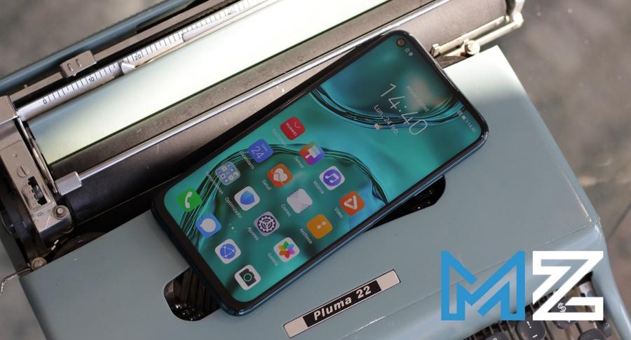 Huawei P40 Lite pantalla