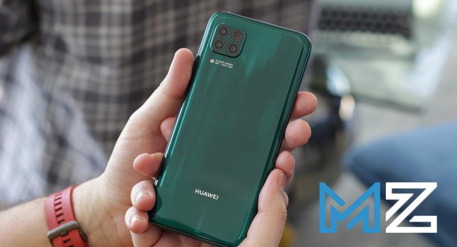 Huawei P40 Lite camaras