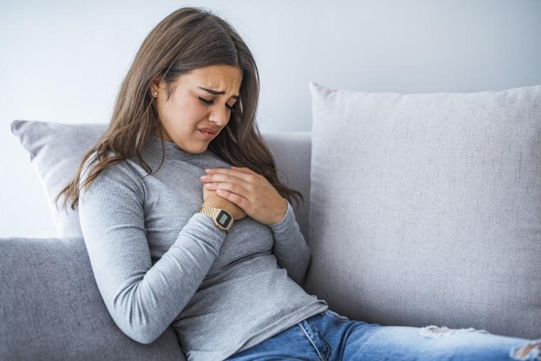 Síntomas del infarto en las mujeres