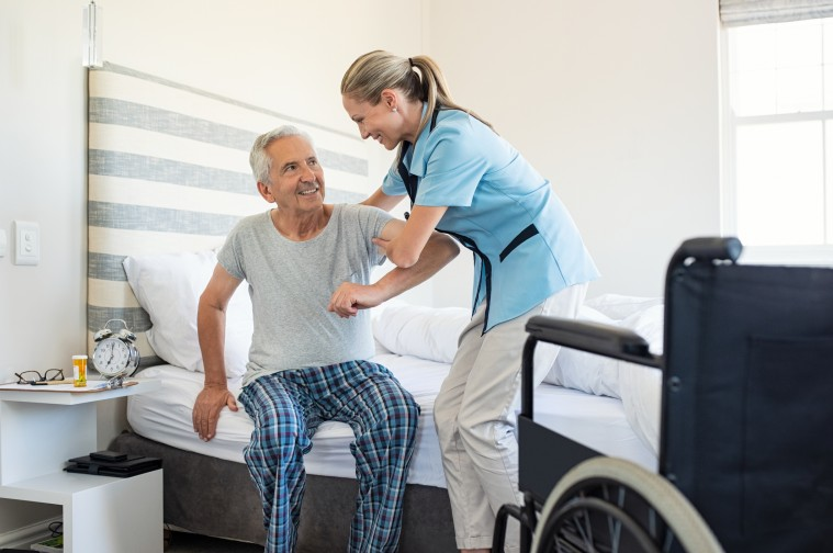 ¿Por qué elegir la ayuda a domicilio para las personas mayores?