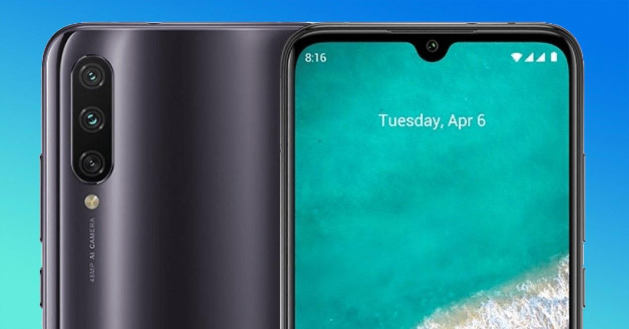 Xiaomi Mi A3 camaras