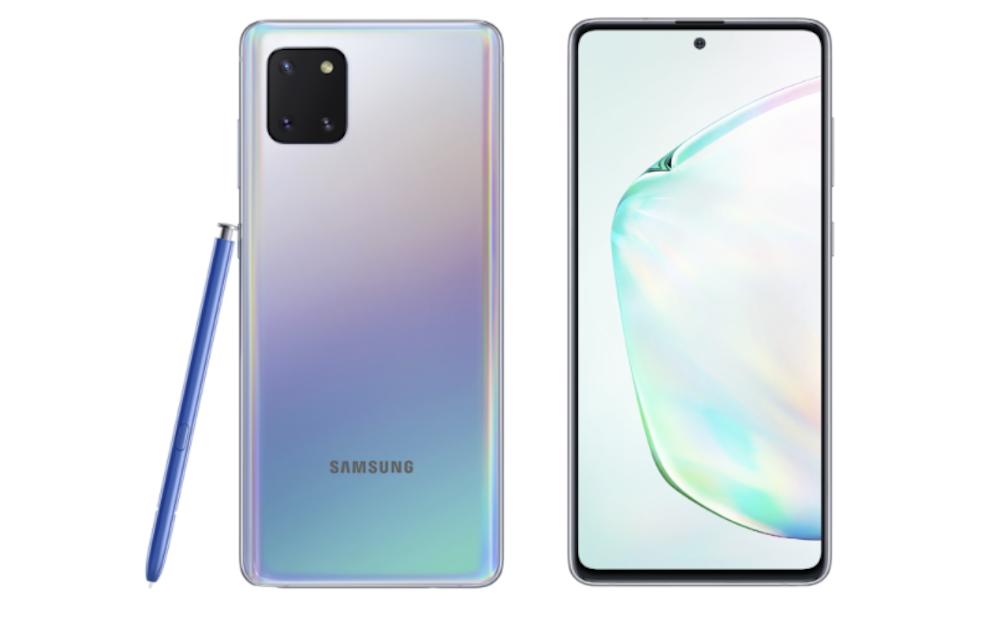 Samsung Galaxy S10 Lite 6