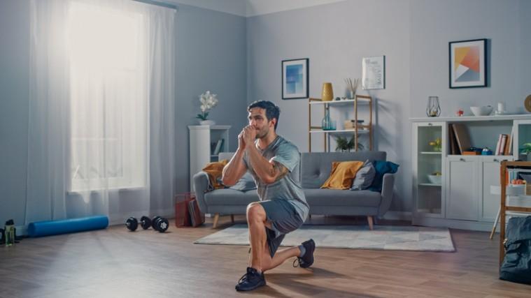 Cómo combinar el ejercicio y el teletrabajo