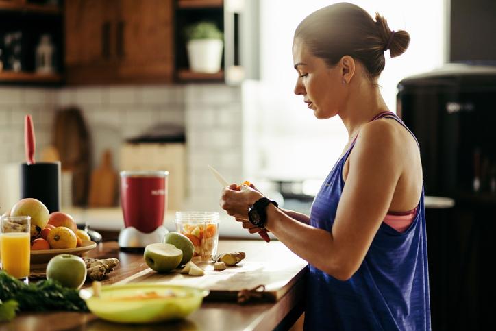 Cómo recuperar una buena alimentación tras la cuarentena